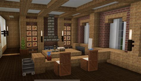 Minecraft Small Kitchen Ideas
